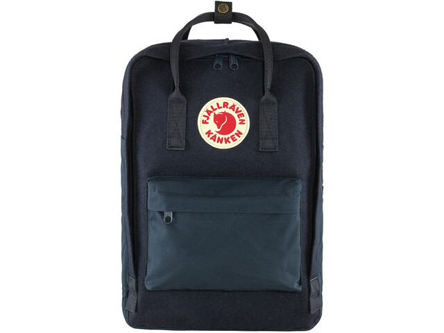 "Fjällräven Kånken Re-Wool Laptop Backpack 15"", night sky"